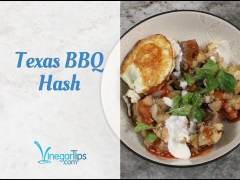 Texas BBQ Hash