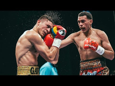 David Benavidez vs. Ronald Gavril Full Fight at Mandalay Bay