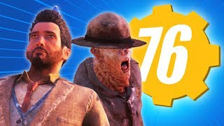 SO MANY MONSTERS!   Fallout 76