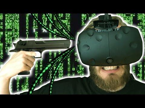 如果在VR中殺了自己會發生...