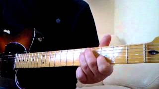 Feel Like Crying - Fleetwood Mac guitar tutor by Gary Wood