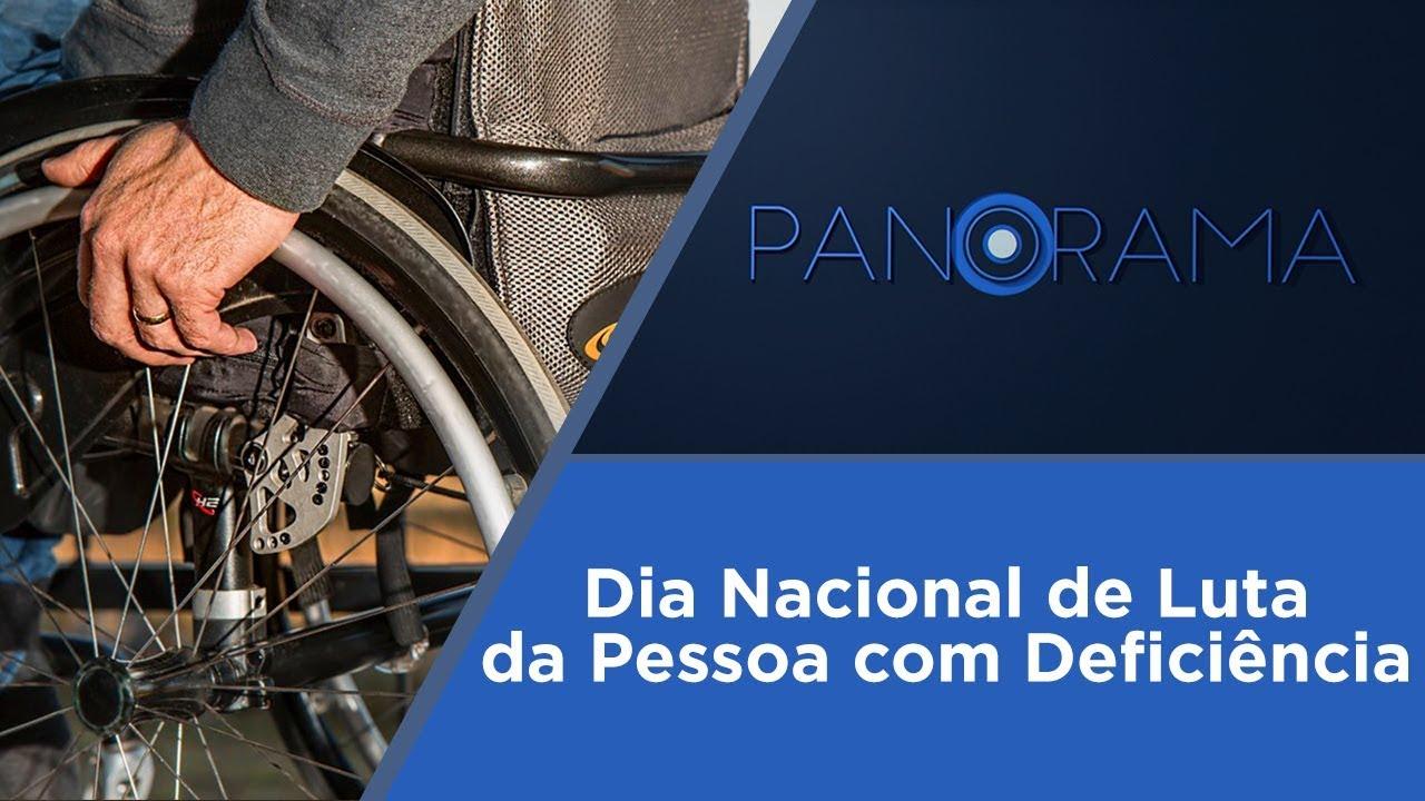 Panorama | A baixa representatividade política de pessoas com deficiência | 21/09/2018