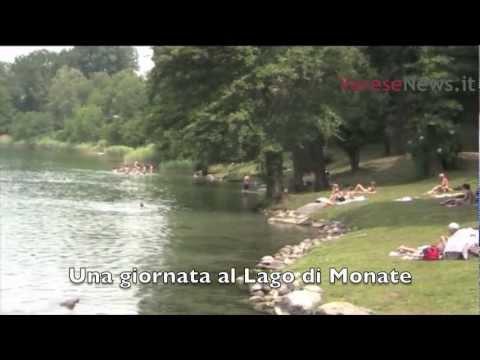Una giornata al lago di Monate