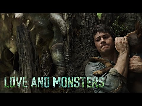 Love and monsters/ All monsters scenes