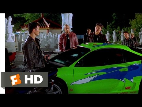 The Fast and the Furious (2001) - Meet Johnny Tran Scene (3/10) | Movieclips
