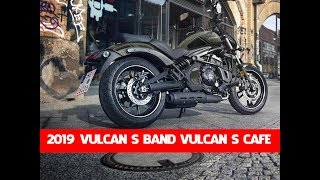 7. Kawasaki Model 2019 | 2019 Kawasaki Vulcan S and Vulcan S Cafe | custom Vulcan S e la naked Z650