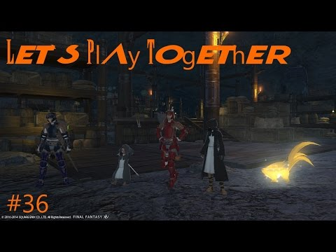 Let´s Play Together ✱✱Final Fantasy XIV – A realm reborn✱✱ #36