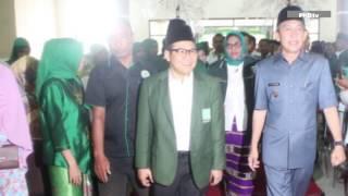 Muswil PKB Maluku, Cak Imin Ingatkan Tujuan PKB Didirikan