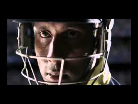 Angelo Mathews MILO TV commercial