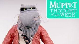 Every Monday, The Muppets bring you their wise, uplifting, and downright hilarious Thought of the Week. Today, Uncle Deadly shares a stylish decree.Subscribe for all new videos from The Muppets! ► http://di.sn/6002BJA1nWatch more of the best moments, music videos, and laughs from The Muppets! ► http://di.sn/6007BJ79RGet more from The Muppets!Disney: http://disney.com/muppetsFacebook: https://www.facebook.com/MuppetsTwitter: https://twitter.com/TheMuppetsInstagram: http://www.instagram.com/themuppetsWelcome to the Official YouTube channel for The Muppets! This channel is home to your beloved group of Muppet friends: Kermit the Frog, Miss Piggy, Fozzie Bear, Gonzo the Great, Animal, Beaker, The Swedish Chef, and more! Subscribe for some of your favorite and best film and television clips from The Muppets, as well as music covers and brand new comedy sketches.Check out exclusive Muppet parodies, Muppet music videos, Muppet song covers, comedy sketches, and more! Join in the fun with original Muppet comedy shows, TV promos, and charity PSAs.