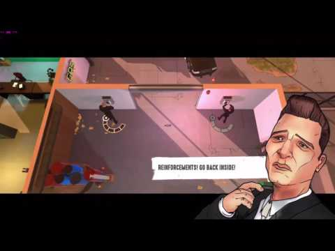Reservoir Dogs Bloody Days Gameplay walkthrough Game PC 2017.