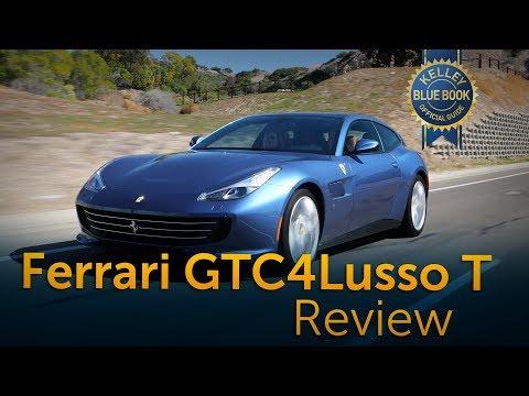 2018 Ferrari GTC4 Lusso T – Review & Road Test