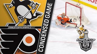04/22/18 First Round, Gm6: Penguins @ Flyers by NHL