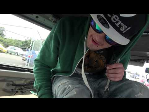 160dB Hair Tricks, Bass And Babes At Ultimate Street CAR 2013