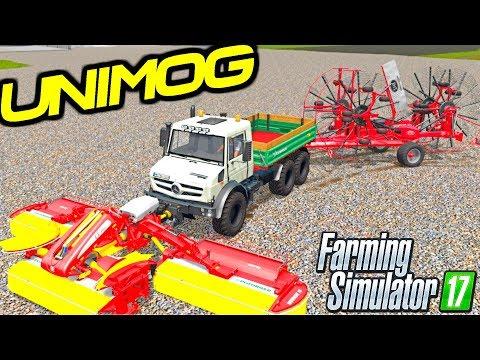 MB Unimog 5050 v1.1