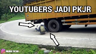 Video YOUTUBERS JADI PKJR HANYA DI SITINJAU LAUIK MP3, 3GP, MP4, WEBM, AVI, FLV Februari 2019