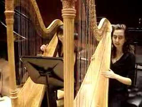 Harp parts for Berlioz Symphonie Fantastique