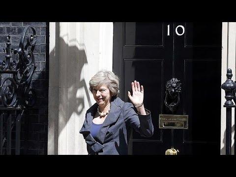 Τερέζα Μέι: Η νέα Θάστερ της Μ. Βρετανίας