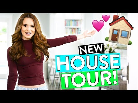 NEW HOUSE TOUR!!