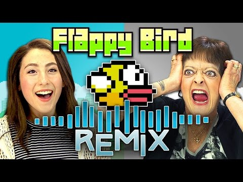 REACT REMIX – Flappy Bird