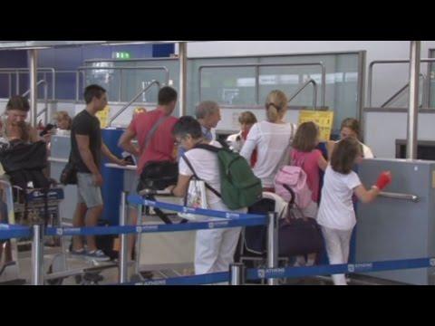 Τα μέτρα περιορισμού κεφαλαίων δεν αφορούν τουρίστες