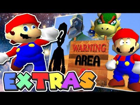 Mario's EXTRAS: AREA 64