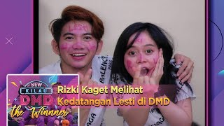 Video WAW! Rizki Kaget Melihat Kedatangan Lesti di DMD - New Kilau DMD (6/12) MP3, 3GP, MP4, WEBM, AVI, FLV Januari 2019