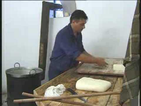 Tradicionalna izrada pirotskog kackavalja