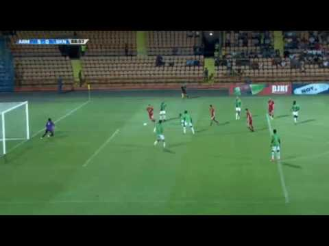 Artak Edigaryan  Goal   Armenia 5:0 Saint Kitts and Nevis 04.06.2017 (видео)