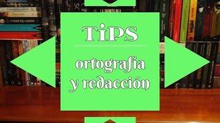 Micro-cápsula: Tips de redacción y ortografía