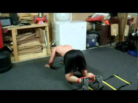 Insanity the Asylum Workout: Day 16, Vertical Plyo