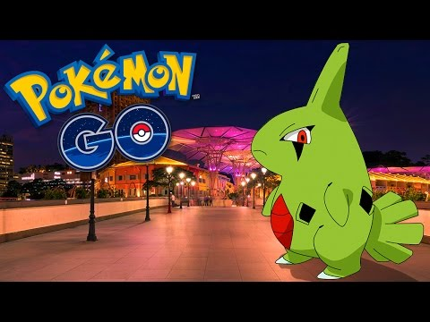 CHUVA DE POKÉMON RARO -  Pokémon Go | Pokémon Johto (Parte 17)