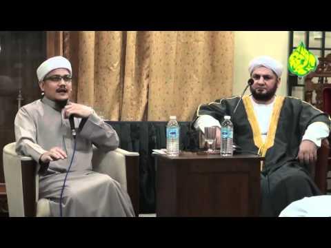 Forum: Krisis Syria bersama Sheikh Samir Saqqa