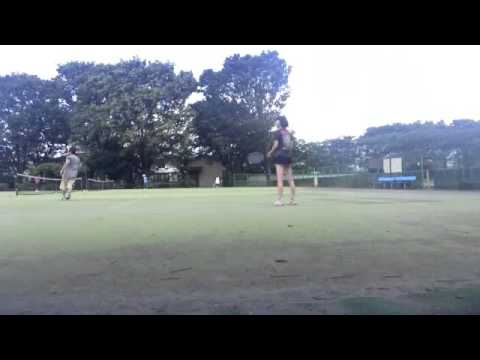 Karly's Time_Tennis20131009 (видео)