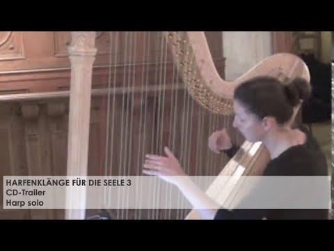 HARFENKLÄNGE FÜR DIE SEELE 3- Trailer zur neuesten CD von Silke Aichhorn