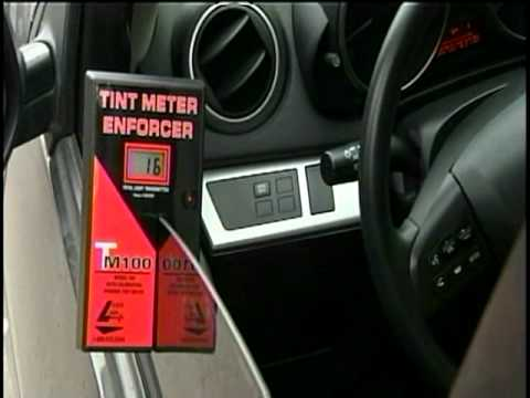 Police Get Aggressive On Illegally Tinted Car Windows