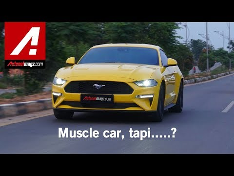 Ford Mustang EcoBoost Review & Test Drive By AutonetMagz