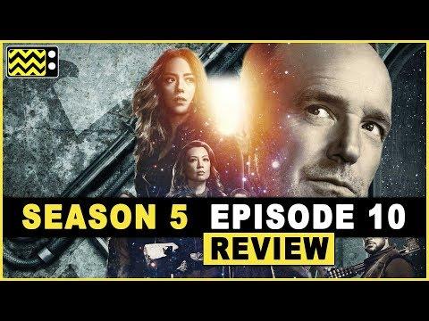 Agents of S.H.I.E.L.D. Season 5 Episode 10 Review & Reaction   AfterBuzz TV