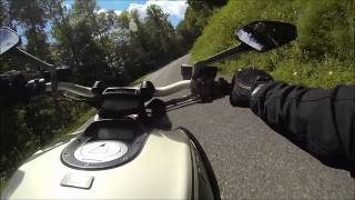 4. Pennsylvania Ride- Extended video - 2013 Ducati Diavel AMG