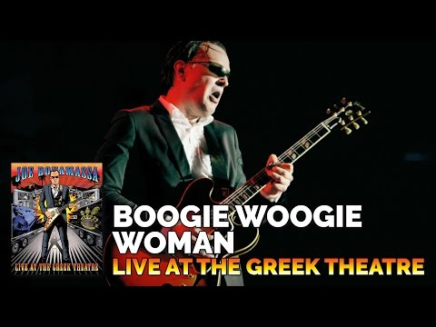 Boogie Woogie Woman Live