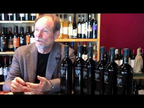 Ravenswood Winery with Founder, Joel Peterson