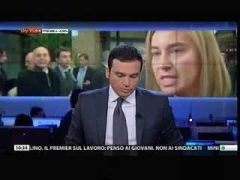 Esteri, referendum sulla Crimea: intervento di Federica Mogherini
