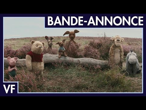 Jean-Christophe & Winnie - Bande-annonce officielle (VF)