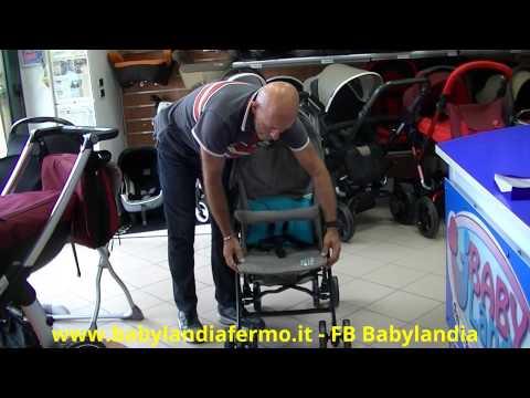 Passeggini Cam Agile - Flip - Micro Air - Portofino