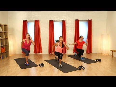 10-Minute Bikini Workout | Full Body Workout | Class FitSugar