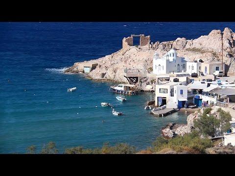 Milos, ilha grega - Alexandra pelo Mundo