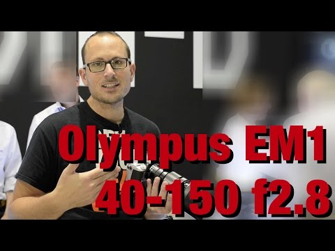 Olympus 40-150mm f2.8 and Silver EM1