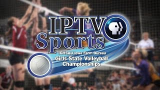 Harlan (IA) United States  City pictures : 4A IGHSAU Iowa Farm Bureau Girls State Volleyball Championships