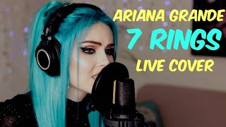 Video Ariana Grande - 7 Rings (Live cover) MP3, 3GP, MP4, WEBM, AVI, FLV Maret 2019