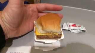 White Castle Burgers Review